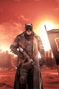 2160x3840 Zack Synders Justice League Batman 4k