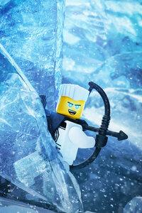 Zane The LEGO Ninjago Movie