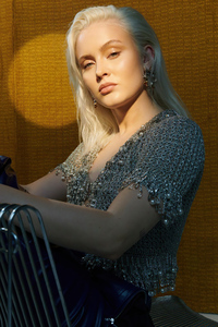 1440x2960 Zara Larsson NME Magazine 5k