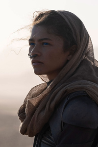480x800 Zendaya As Chani In Dune 2020