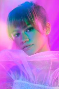 Zendaya For HBO Euphoria Photoshoot