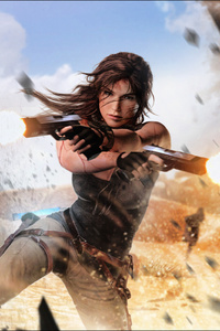 Zenith Of The Tomb Raider