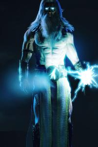540x960 Zeus The King Of The Olympian Gods