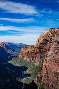 Zion National Park 5k