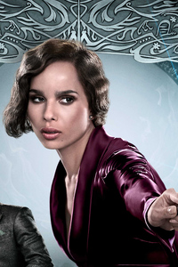 Zoe Kravitz As Leta Lestrange In Fantastic Beasts The Crimes Of Grindlewald 2018