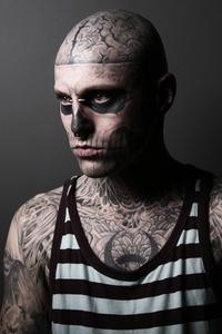 2160x3840 Zombie Boy 4k