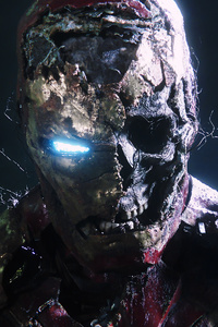 Zombie Iron Man In Spiderman Far From Home
